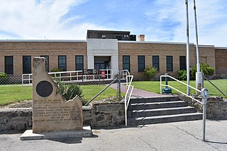 Owyhee County Courthouse United States historic place