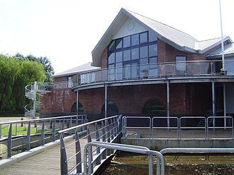 Oxford University Boat Club - Image: Oxford Univ BH01