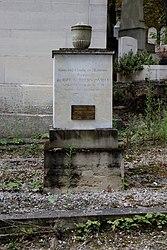 Tomb of Riel de Beurnonville