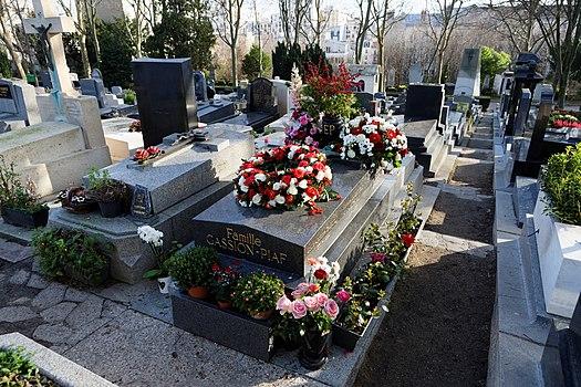 Père-Lachaise - Division 97 - Piaf 01.jpg