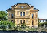 Pörtschach Augustenstraße 6 Villa Romanini Süd-Ansicht 26082017 0564.jpg