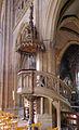 P1330237 Paris XVIII eglise St-Bernard de la Chapelle chaire rwk.jpg