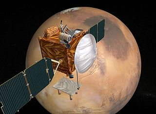 Mars Telecommunication Orbiter