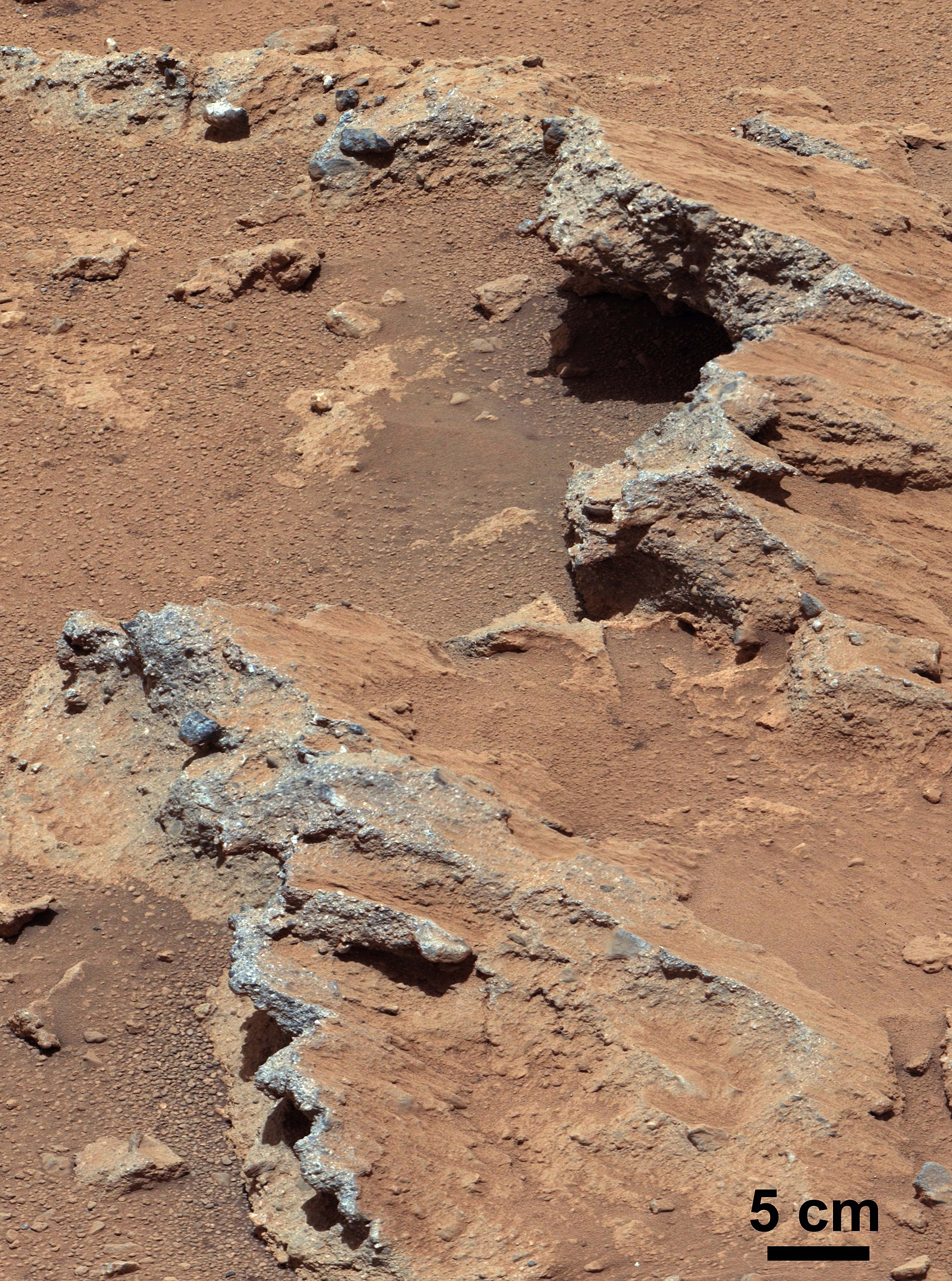 composition of planet mars - photo #38