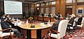 PM Modi chairing a high-level meeting with Government officials on the SmartCity initiative in December 2014.jpg