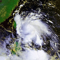 Typhoon Pabuk (2007) Pacific typhoon in 2007