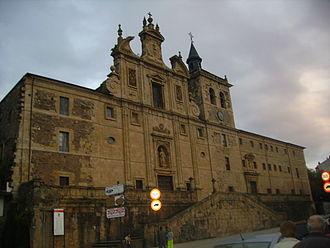 Villafranca del Bierzo - Image: Padres Paúles Villafranca