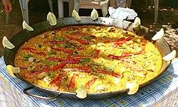 mat på spanska