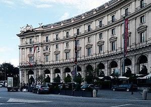 Gaetano Koch - Piazza della Repubblica, Rome