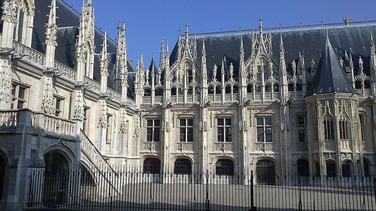 Hotel De Ville Rouen Wikipedia