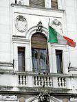 Palazzo delle Poste, particolare (Rovigo).jpg
