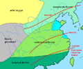 Paleovegetation map of china 6000BP.PNG