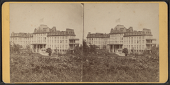 Palisades Mountain House, Englewood Cliffs, west front, by Wyer, Henry Sherman, 1847-1920.png