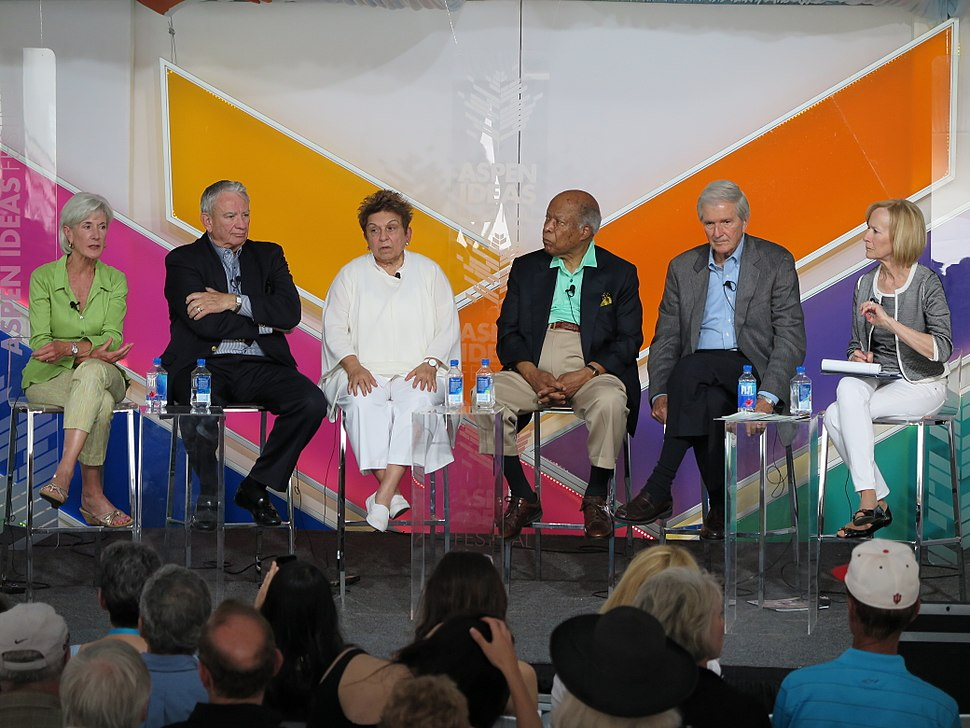 Panel for United States Secretaries of Health and Human Services at Spotlight Health Aspen Ideas Festival 2015