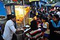 Pani Puri Stall - Christmas Observance - Poush Mela - Nandan Area - Kolkata 2015-12-25 8102.JPG