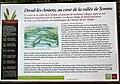 Panneau informatif le long de la véloroute de la Somme à Dreuil-lès-Amiens.jpg