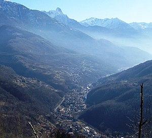 Cedegolo - Image: Panorama Andrista, Cedegolo, Grevo (Foto Luca Giarelli)