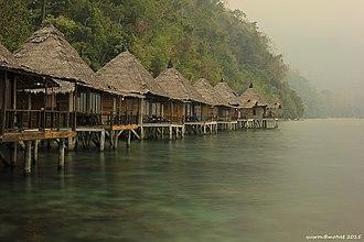 Maluku (province) - Image: Pantai Ora 2
