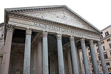 Pantheon facade close 2010.jpg
