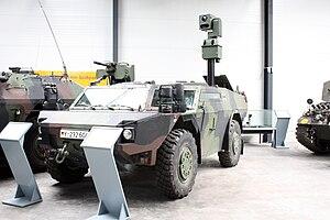 Heckler & Koch GMG - Image: Panzermuseum Munster 2010 0637
