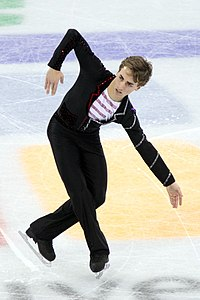 Paolo Bacchini at the 2010 Olympics.jpg