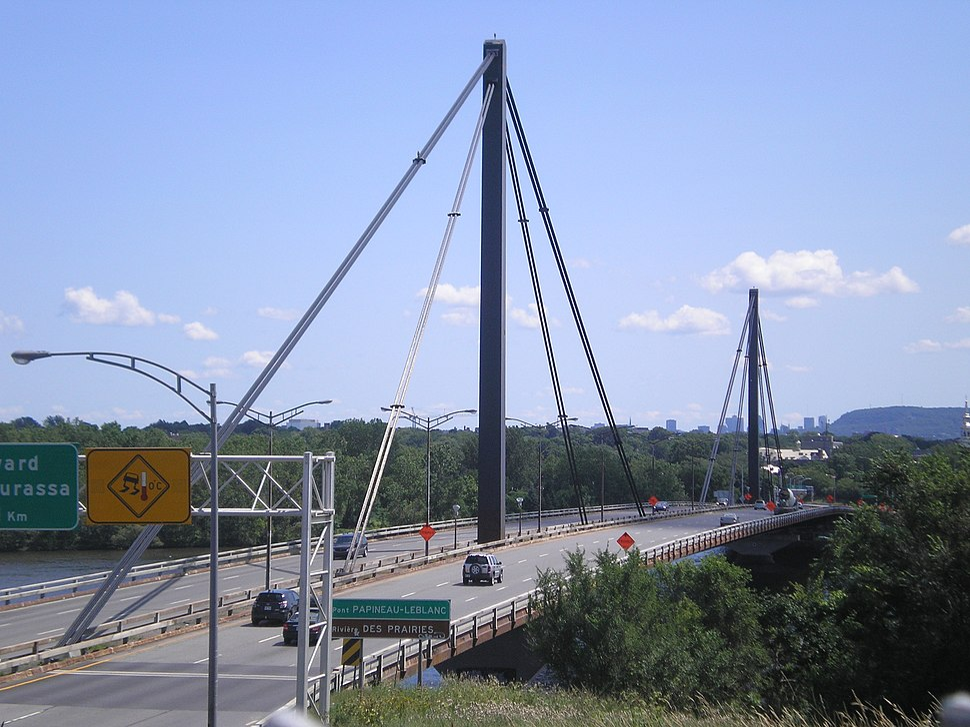 Papineau-Leblanc Bridge