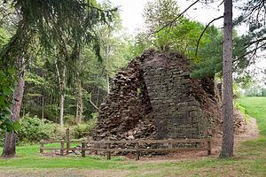 Todd Township, Huntingdon County, Pennsylvania - Paradise Furnace