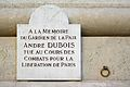 Paris plaque André Dubois176.JPG