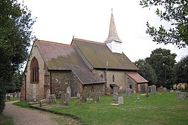 Parish Church of St Mary The Virgin, Little Burstead - geograph.org.uk - 946108.jpg