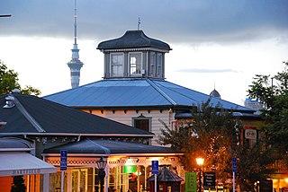 Parnell, New Zealand