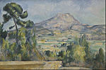 Paul Cézanne - Montagne Saint-victoire - Google Art Project.jpg