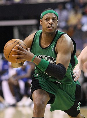 1998 NBA draft - Paul Pierce, the 10th pick