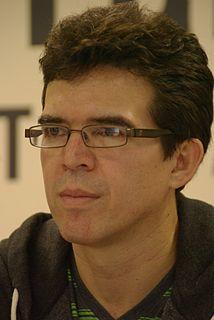 Edmundo Paz Soldán Bolivian writer