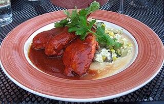Adobada Mexican dish