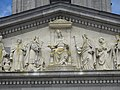 Pediment of St Mel's Cathedral.jpg