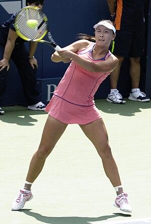 Peng Shuai - Peng in 2011