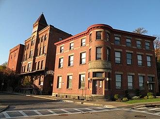 Penn Brewery - Image: Penn Brewery