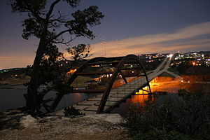 Pennybacker Bridge, Austin Texas