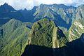 Peru - Machu Picchu 109 - lush, rugged terrain (7181941097).jpg