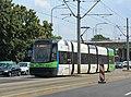 Pesa 120NaS2 824, tram line 8, Szczecin, 2020.jpg