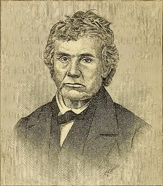 Peter Cartwright (revivalist) - American Methodist, revivalist, preacher, Peter Cartwright