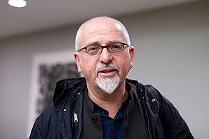 Peter Gabriel - Gabriel in 2008