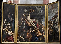 Peter Paul Rubens: The Elevation of the Cross