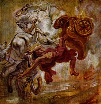 The Fall of Phaeton (Rubens) - Image: Peter Paul Rubens 109
