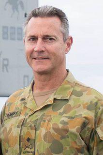 Gus Gilmore Australian general