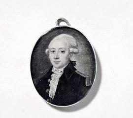 Petter Bernhard Berndes (1750-1826), kapten