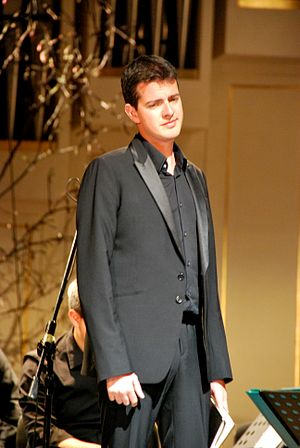 English: Philippe Jaroussky, Misteria Paschali...