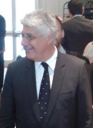 Philippe Martin (politician) - Philippe Martin in 2013.