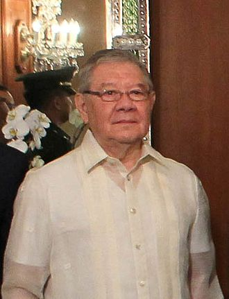 Speaker of the House of Representatives of the Philippines - Image: Philippine House Speaker Feliciano Belmonte