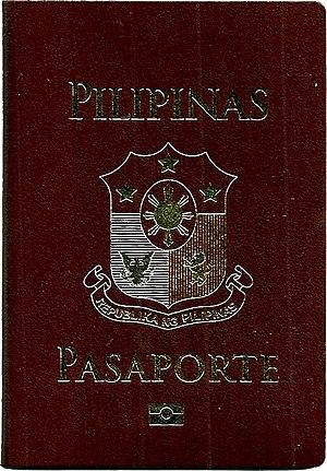 Bangko Sentral ng Pilipinas - Image: Philippine Passport Biometric 2014